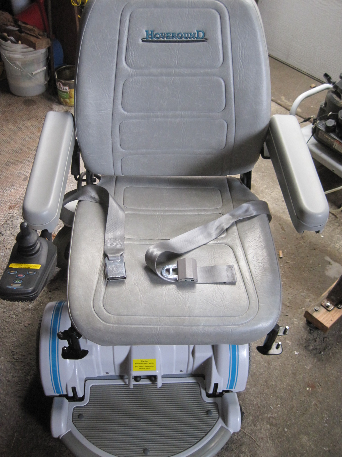 Hoveround Wiring Diagram Living Motion Pre Owned Used Mpv4 Charger Left Armrest Assembly For The